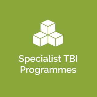 Specialist TBI Programmes