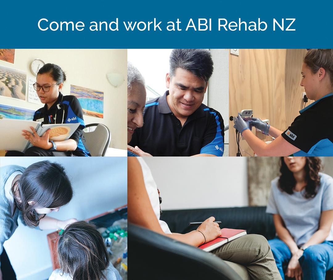 Work at ABI Rehabilitation Services